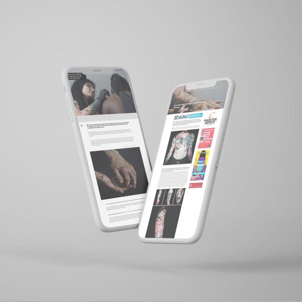 Scene360 on mobile