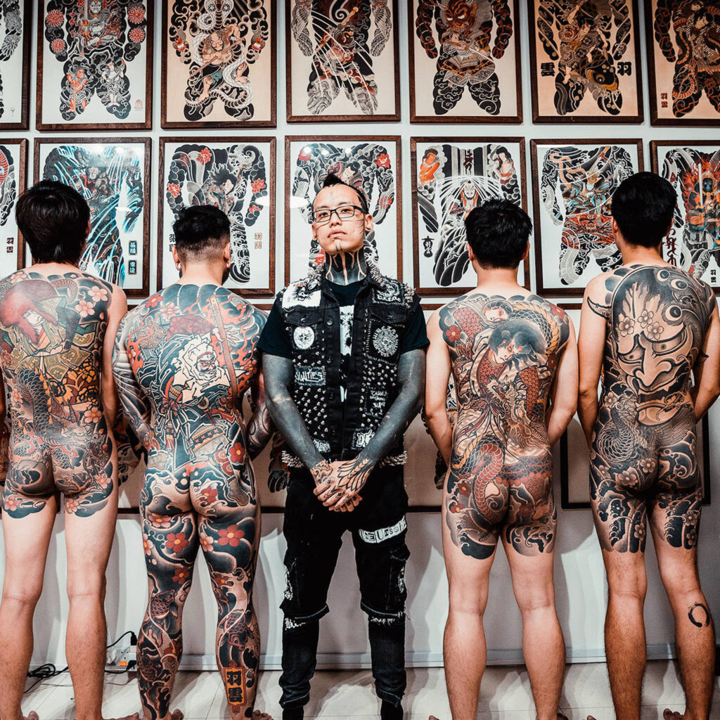A talk with Singaporean Shane Tan about his incredible bodysuits